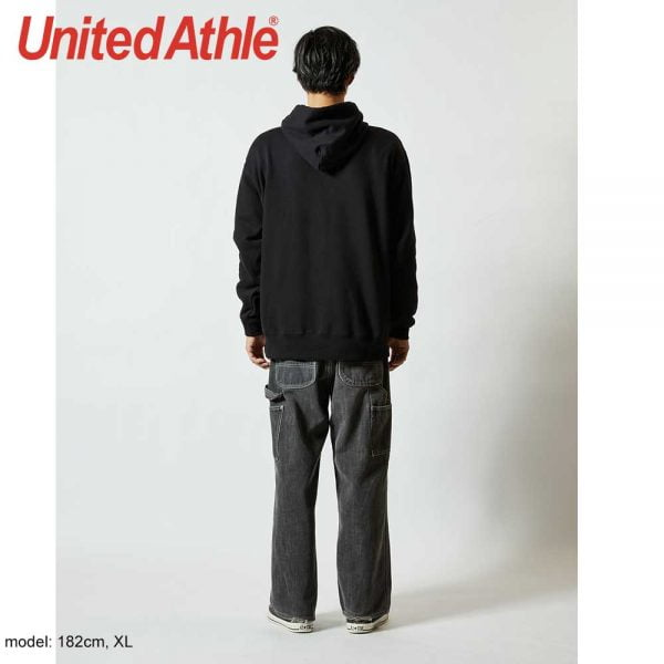 United Athle 5214 10.0oz Cotton Pullover French Terry Hoodie